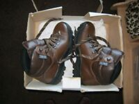 for sale walking boots not used size 4... 37