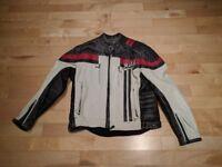 Held Harvey 76 Leather Biking Jacket