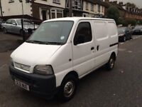 suzuki carry van 2001 51 reg one owner from only 61/000 miles