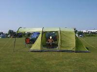 6 man tent Vango used 3 times IT IS BRILLIANT