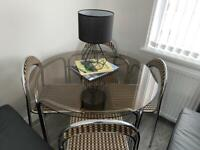 Retro 70s dining table - open to offers