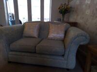 3 piece suite / 2 seater couch and 2 armchairs