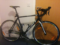 Scott Speedster 40 Compact (2013) Road Bike 56cm £450