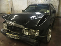 MERCEDES W124 3000CC AUTO BREAKING ALL 2/4 DOOR SALOON COUPE