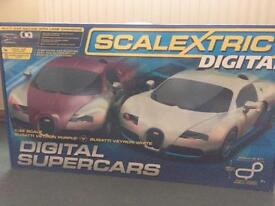 NEW Scalextric Digital SuperCars Special