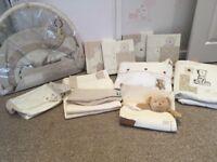 Barnaby Button Baby Nursery Set