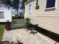 Gorgeous refurbished caravan - available Friday!!