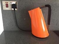 Orange kitchen accessories bundle