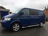 Vw T5 1.9tdi day van