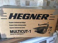 Hegner multicut 1 saw