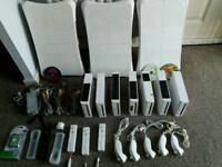 Nintendo Wii Bundle to clear