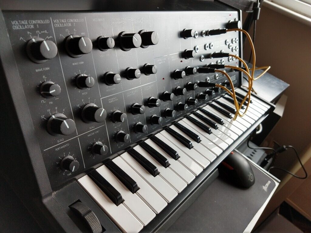 *Rare* KORG Legacy Collection MS-20ic USB MIDI Controller Keyboard | in  Kirkstall, West Yorkshire | Gumtree