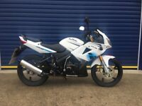 2017 LEXMOTO XTRS 125cc SPORTS LEARNER LEAGAL MOTORBIKE , HPI CLEAR , MINT CONDITION
