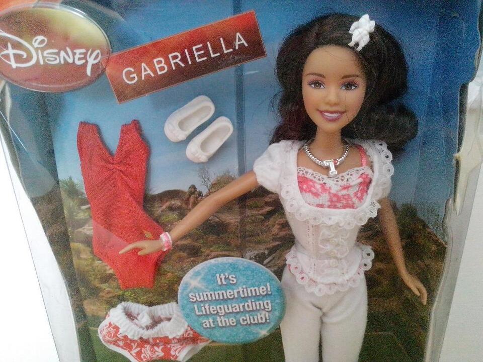 Rarität 1 Barbie Gabriella gekleidet + Schmuck Zubehör. Neu & OVP in Berlin - Prenzlauer Berg