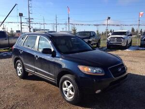 2009 Hyundai Santa Fe NO PAYMENTS UNTIL FEB 2017..0 DOWN..oac Edmonton Edmonton Area image 2