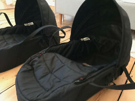 Two Mountain Buggy Cocoons - used for 3 months only and in excellent condition.