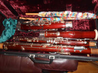 ADLER BASSOON EXCELLENT CONDITION