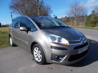 2007 57 CITROEN C4 PICASSO VTR+ 1.6 HDI DIESEL