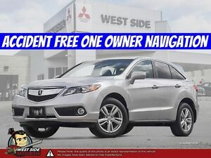 2014 Acura RDX Tech Package–Accident Free–One Owner–Navigation–3