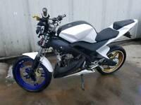 Yamaha cc125