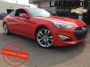 2013 Hyundai Genesis 3.8 GT (Colored Touch Screen, Remote Start)