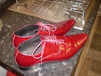 Paolo Vandini designer mans shoes UK 8