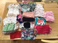 Girls 12-18 months clothing bundle