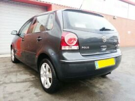 2009 vw polo 1.4 with only 27k from new