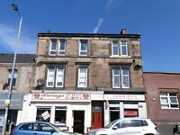 1 bedroom unfurnished flat to let in Baillieston, Glasgow.