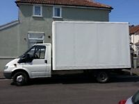 Man with Van Home Removals from £25ph (Piano Removals, Courier Services)
