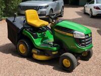 """John Deere X146R Ride on mower - 36"""" deck - lawnmower - Honda / Kubota / Toro"""