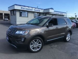 2016 Ford Explorer XLT AWD