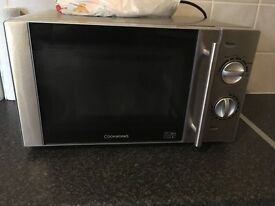 Microwave £25 excellent condition