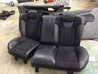 Focus RS seats