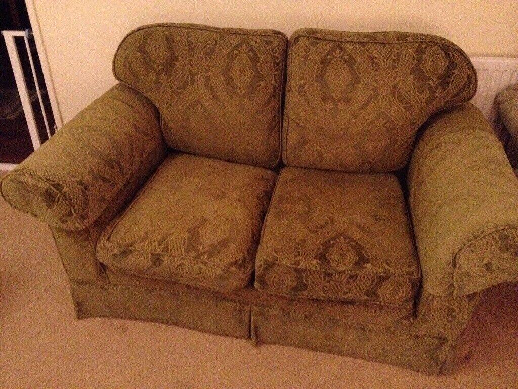 Gorgeous 2 Seater Laura Ashley Sofa