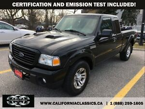 2008 Ford Ranger SPORT 5SPEED - 4X4