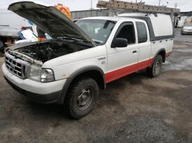 Ford ranger 4x4 jeep wanted