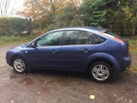 Ford Focus 1.6 Ghia. OFFERS WELCOMED