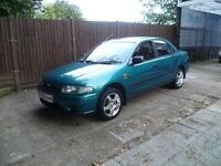 Mazda 323 GXI 1.5, Very low millage, very clean inside and out
