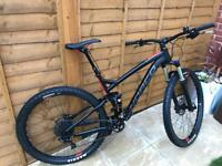 Norco Fluid 9.1 Full Sus used once