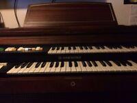 1970s Hammond Cadette Organ