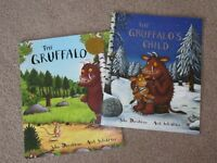 BRAND NEW 'The Gruffalo' and 'The Gruffalo's Child' Books