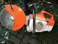 Stihl TS400 petrol Disc cutter