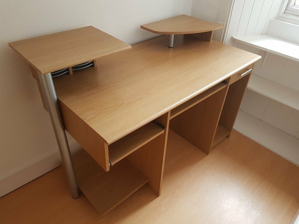 Home Office Furniture Desk Matching Cabinet