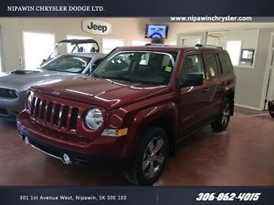 2016 Jeep Patriot Altitude