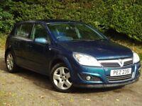 2007 Vauxhall Astra 1.6 Design **Full Years Mot** 3 Months Warranty** Low Miles** fiesta volkswagon