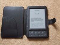 Kindle-Third Generation