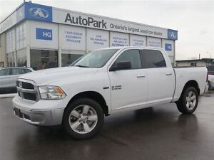 2016 Dodge Ram 1500 SLT Crew Cab| Aux| 4x4| Bluetooth|Alloys