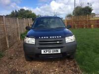 Land Rover freelander td4 es