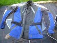 Motoline motorcycle jacket
